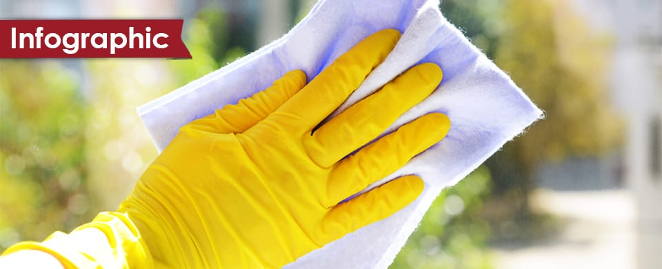 A Property Manager's Guide to Spring Cleaning (Infographic)
