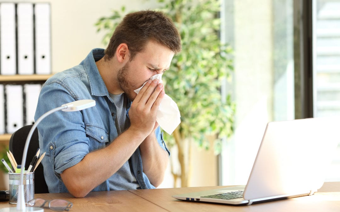 Spring Ahead with Allergy Prevention