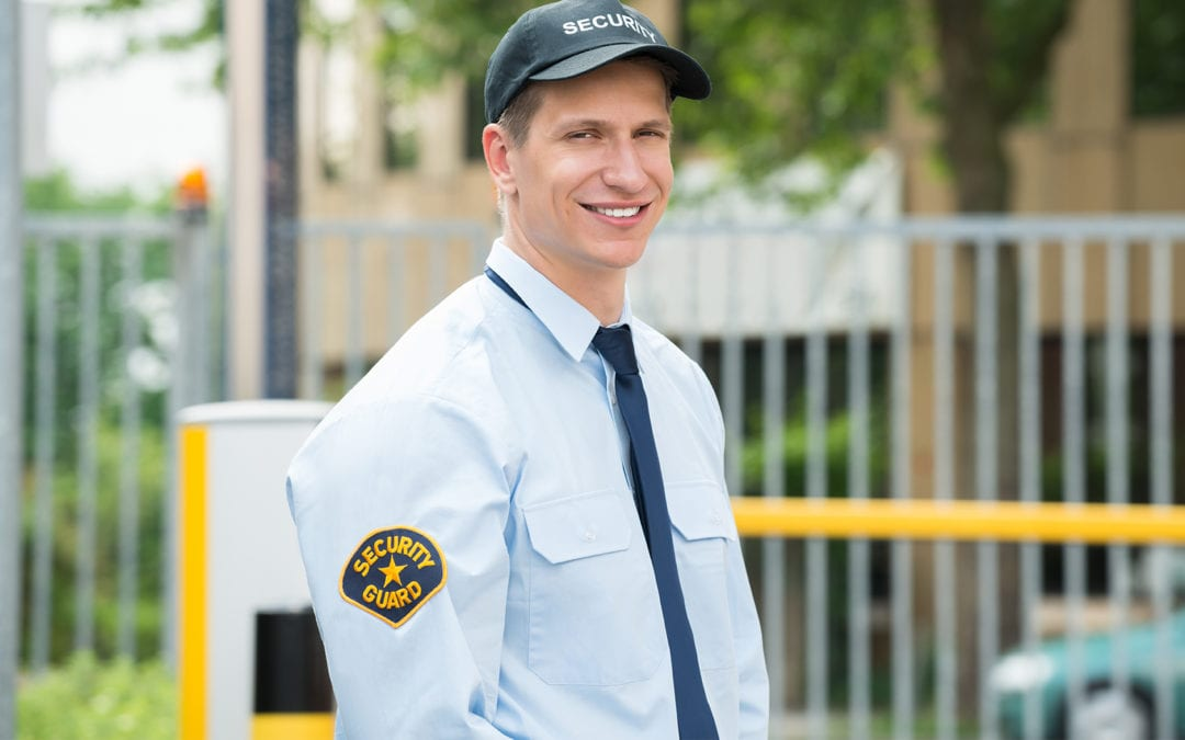 The Characteristics of a Great Security Guard