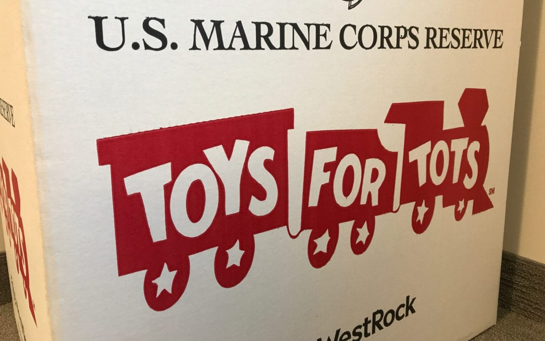 Toys for Tots – Another Big Year!