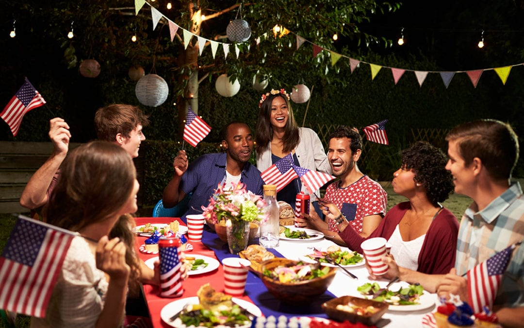 Celebrate a Fun and Safe Independence Day