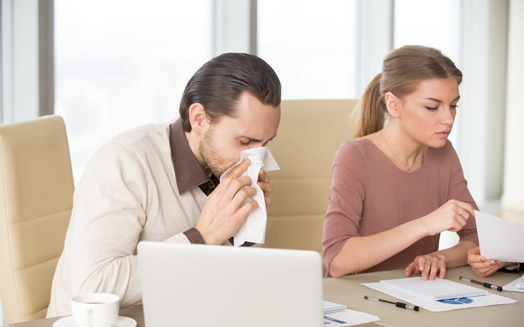 How to Keep the Flu out of Your Community