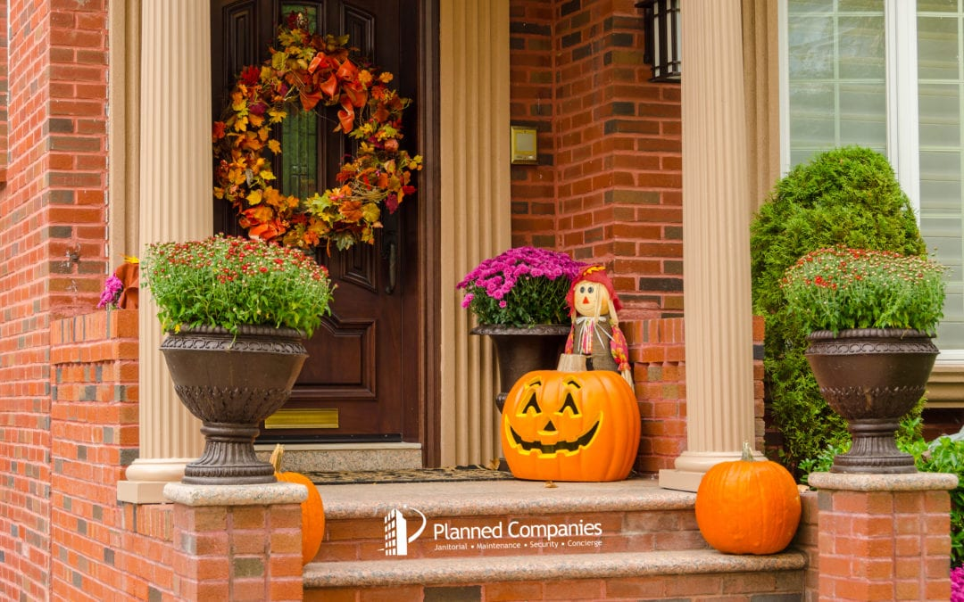 Prepare Your Property For Halloween