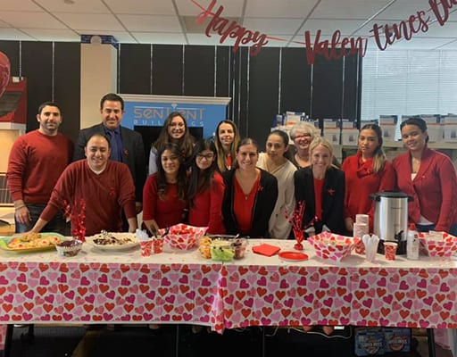 Planned Companies Raises Awareness for National Heart Month.