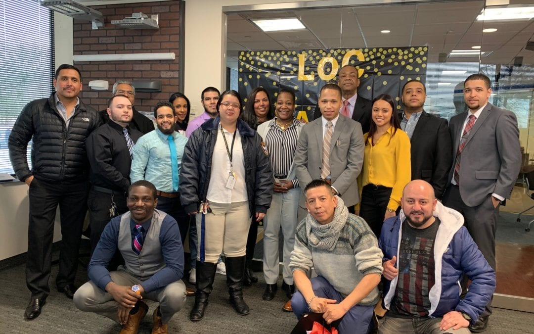 A-Players Recognized with Luncheon at Parsippany headquarters