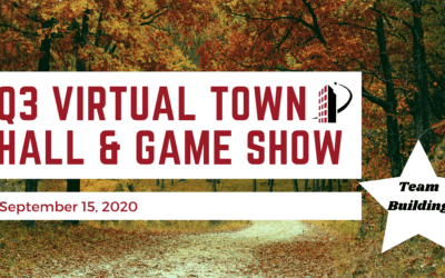 Planned Companies Virtually Brings Entire Corporate Team Together for Q3 Fall Town Hall & Game Show