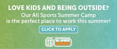 All Sports Camp Application